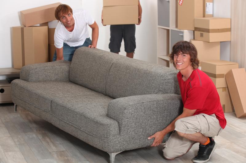 book a mover image on the website display on local removalists moving house
