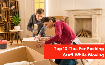 Top 10 tips for packing stuff while moving