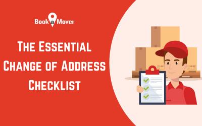 The Essential Change Of Address Checklist