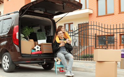 Long Distance Moving Road Trip Checklist